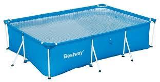 Купить <b>Бассейн Bestway</b> Deluxe <b>Splash</b> Frame 56404/56043 в ...
