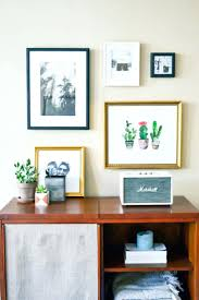 manly office decor. contemporary office framebridge gallery wall stylish frames custom decorating guys  apartment masculine decor manly office on