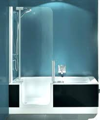 walk in tub and shower combo walk tub shower combo picturesque best in ideas on bathtub walk in tub
