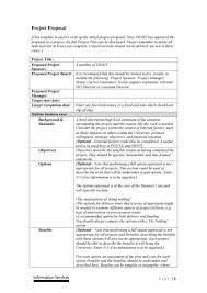 43 Professional Project Proposal Templates Template Lab With