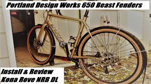 Portland Design Works Portland Design Works 650 Beast Fenders
