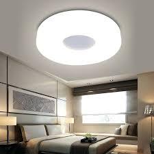 modern flush mount lighting shapes chrome