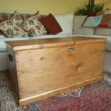antique pine chest victorian trunk blanket box old wooden wood coffee table b90b04c221707a0cf9cfb0e1615 australia dark large