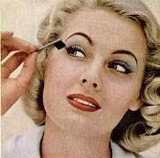 1950s eye makeup glamour tips maa