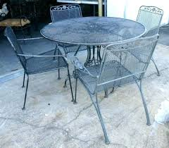 white cast iron patio furniture.  Cast Iron Patio Tables Vintage Wrought Furniture  Table And Chairs  Manufactured  In White Cast Iron Patio Furniture T