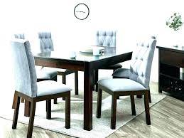 round country dining table french country round