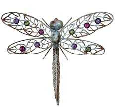 metal dragonfly wall art plate design ideas decor images home decoration hanging outdoor