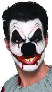 crazy clown makeup kit front image