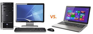 difference between notebook and laptop differences between laptops and desktop computers technology