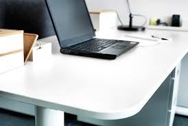 Plain Ikea Standing Desk Galant Bekant Workspace Desks And Tables Throughout Decorating