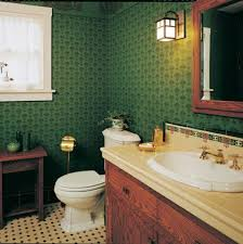 small 4 piece bathroom. this bathroom with its one window is quite small, appropriate for modest bungalow. small 4 piece