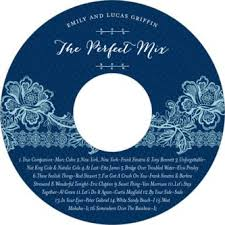 Wedding Cd Labels Lucky In Lace Wedding Cd Dvd Labels Cd Labels Winter Wedding