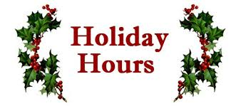 Free Printable Holiday Closed Signs Free Download Best