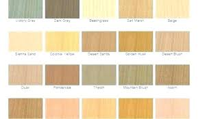 Cabot S Timber Colour Chart Cabot Stain Color Chart Seoppc Co