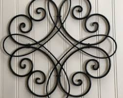 metal outdoor wall art
