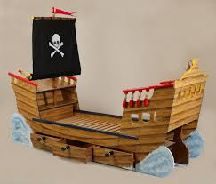 pirate ship bed for flights of fantasy