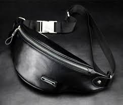 genuine leather waist bag men pack leather belt bag sport waist pack bag money belt waist pouch men messenger bag w45 concealed carry pack