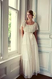 Vintage Wedding Dresses  Bitsy BrideVintage Country Style Wedding Dresses