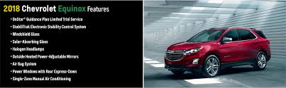 2018 chevrolet latest models. simple chevrolet 2018 chevrolet equinox features information and chevrolet latest models