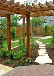 garden landscaping ideas. Popular Of Outdoor Garden Ideas Top 25 About Landscaping On Pinterest Front