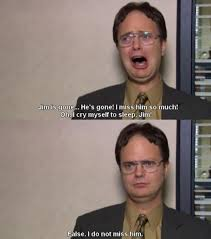 Funny Office Quotes Unique Dwight Schrute 48 Fun Facts About The Office US This Is Me