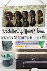 decluttering your home 26 ideas to sew diy organizers boxeore