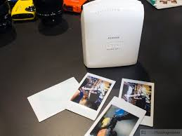 First Impressions Fujifilm Instax Smartphone Printer The