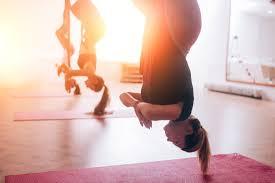 aerial yoga theutics embody