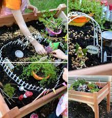 Kids Miniature Garden Craft Projects