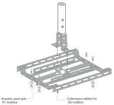 mailbox flag dimensions. Standard Mailbox Dimensions Height Flag