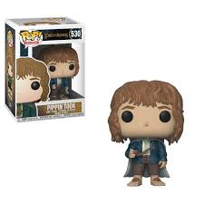 Funko 13564 Pop Movies The Lord Of The Rings Pippin Took Funko Pop