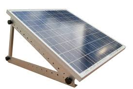 adjule solar panel mount mounting rack bracket boat rv roof