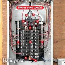 circuit breaker panel wiring diagram and electrical sub panel Electrical Circuit Breaker Panel circuit breaker panel wiring diagram also electrical