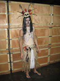 witch doctor costume 2016 at flower network