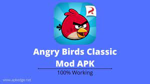 Angry Birds Classic Mod Apk [Unlimited Everything] V8.0.3 Download