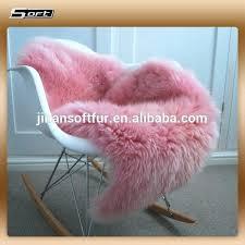 faux fur rug pink pink fur rug pink color long fur sheepskin gy rug for hotel faux fur rug pink