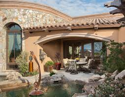 Remarkable Home Overlooking a Golf Course in Arizona Where Life ...