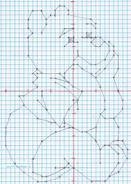Coordinate Plane Connect The Dots Graph A Line Using Table Of