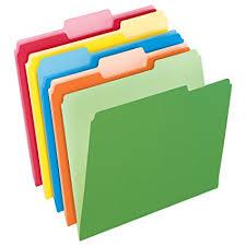 Image Plastic Pendaflex Twotone Folders Top Product Finder Top 10 Best File Folders 2019 Reviews Top Product Finder