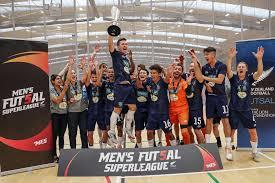 NZ Football - Men's Futsal Superleague