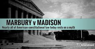 tenth amendment center the myth of marbury v madison  marbury v madison the