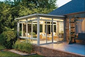 turning your deck into a sunroom