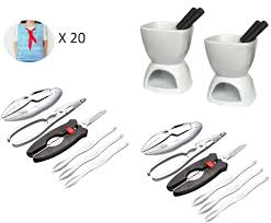 Seafood Crab Lobster Utensils Tool Set ...