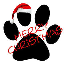 Image result for free clip art Christmas puppy