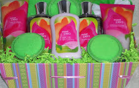 bath and body works gift basket ideas gifts gift baskets for her