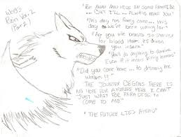 Wolf's Rain quotes 2 by IkKeN-WiNgEd-ShAdOw on DeviantArt via Relatably.com