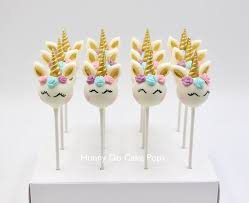 Unicorn Themed Cake Pops In 2019 Healthy Recipes Unicorn Cake