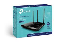 archer c1200 ac1200 wireless dual band gigabit router tp link 1