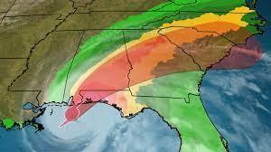 Hurricane Sally Slowly Creeping Toward ...