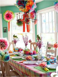 stylish birthday parties without